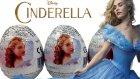 Cinderella Filmi Sürpriz Yumurta Açma