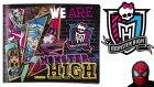 Monster High Oyuncakları Panini Başlangıç Paketi
