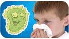 Okuldan Soğuk Algınlığı ve Grip Kapmamak İçin 4 İpucu