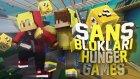 BABA ZOMBİ! (Minecraft : Şans Blokları Oyuncak Hikayesi Hunger Games) w/TTO