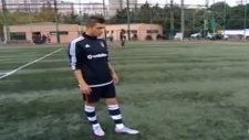 Beşiktaş U19 Takımında penaltı yarışması
