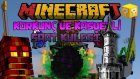 KARANLIK VE KASVETLİ SAAT KULESİ! - Minecraft Yumurta Savaşları! (Egg Wars) w/ Ahmet Aga