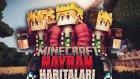 Minecraft Türkçe Hayran Haritaları - Bölüm 30 - BANA ARTIK BÖYLE TROLLER İŞLEMEZ !!