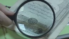 Sultan Abdülmecid'in 500 Kuruşu Bulundu