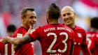 Bayern Münih 4-0 Köln - Maç Özeti (24.10.2015)