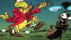 Ağustos Böceği ile Karınca Masalı - Sesli Masal