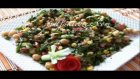 mısırlı buğday salatası tarifi