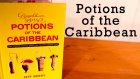 Potions of the Caribbean cocktail book review from Better Cocktails at Home