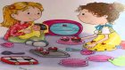 Sesli Çocuk Masalları - Oyuncakları Toplamak Kimin Görevi (Eğitici Hikaye) HD