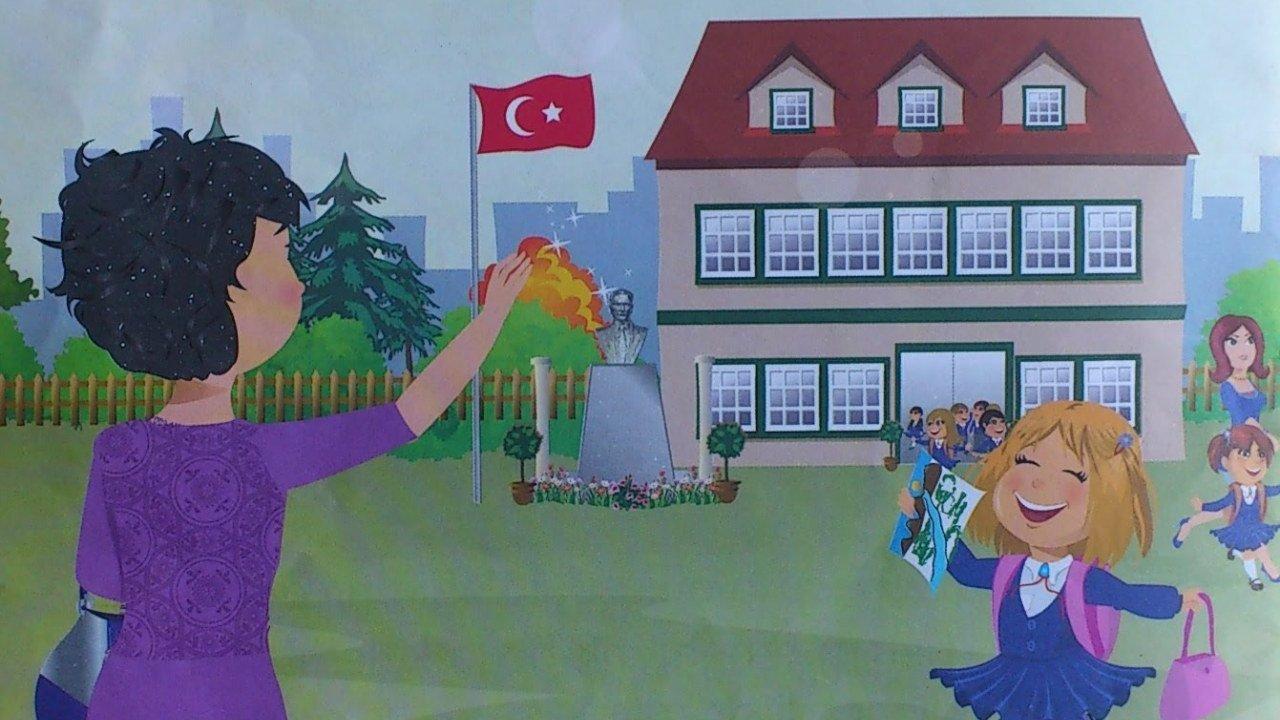 Okul öncesi çocukların halk masallarını kullanarak problem eğitimi