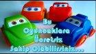 Ücretsiz Oyuncak - Arabalarla Renkleri Tanıma