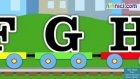 Alfabe Treni ile İngilizce Alfabeyi Öğrenme - Çocuklar için İngilizce