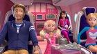 Barbie Çizgi Film Kardeşleri İle Uçak Macerası