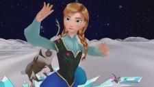 Karlar Ülkesi Prensesi Elsa Dans Şov