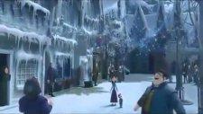 Karlar Ülkesi Prensesi Elsa'nın Sihirli Gücü