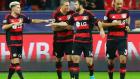 Bayer Leverkusen 4-3 Stuttgart - Maç Özeti (24.10.2015)