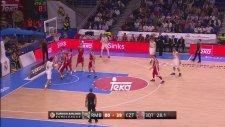 Euroleague 2. Hafta En İyi 10 Hareket (01-02 Ekim 2015)