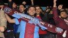 Trabzonspor'dan vefalı taraftara jest