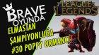 Çıldırtan Ormancı Poppy | Elmastan Şampiyonluğa #30 | League of Legends