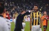 Vitor Pereira'nın Josef De Souza'yı Maç Sonunda Azarlaması