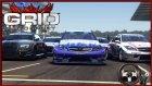 Logitech G27 ile Grid Autosport // Karma Yarış