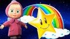 Masha Ve Ayı Twinkle Twinkle Little Star Şarkısı