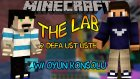 2 DEFA ÜST ÜSTE - The Lab - Minecraft Mini games