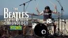 5 Dakikada Beatles'ın Tüm Şarkılarını Çalan Yetenekli Baterist