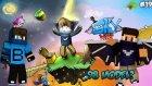 98 MODEL? - Sky Wars - Minecraft Gökyüzü Savaşları w/Barış Oyunda
