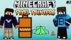 BATARYA & KAMP - Pixel Painters - Minecraft Çizim Yapma Savaşı