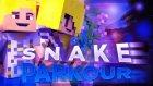 BUNE ZORLUK - Minecraft Snake Parkour FİNAL w/Gizem