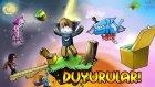 DUYURULAR - Sky Wars - Minecraft Gökyüzü Savaşları
