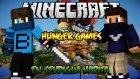 EN SEVDİĞİM MAP! - Hunger Games - Minecraft Açlık Oyunları w/Barış Oyunda