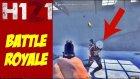 Film Gibi Bölüm | H1Z1 Türkçe Battle Royale | Bölüm 38