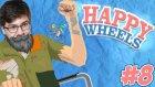 Happy Wheels - Yeni Haritalardan - Bölüm 8