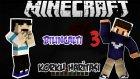 KORKUNÇ SESLER - Bilinçaltı 1 - Minecraft Korku Haritası w/Oyun Konsolu