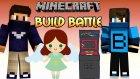 MELEK & ATARİ - Build Battle - Minecraft Yapı Yapma Savaşı
