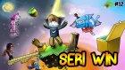 SERİ KAZANMA - Sky Wars - Minecraft Gökyüzü Savaşları
