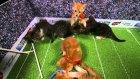 Yavru Kedi Rugby Dünya Kupası Gerçeklerinden Çok Daha Sevimli