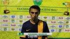 Yasin Mohammad - OnaylıSMS com Maç Sonu Röportaj