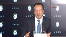 Galatasaray ile UBER iş birliği sözleşmesine imza attı