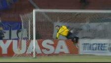 Hidalgo'dan mükemmel gol!