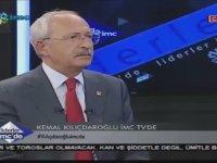 Kemal Kılıçdaroğlu - Anayasanın 2. ve 3. Maddeleri Değişecek