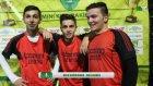 Saklı Bahçe - Grand Efe maçın röportajı / SAKARYA /  İddaa Rakipbul Ligi Kapanış Sezonu 2015