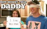 Eşine Hamile Olduğunu Ufak Bir Oyunla Açıklayan Anne Adayı