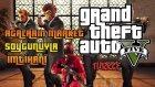 AGALARIN MARKET SOYGUNUYLA İMTİHANI! - Türkçe - GTA 5