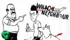 ÇİRKİN KOMŞU! - Whack Your Neighbor (Fazlasıyla Kan İçerir)