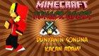 DÜNYANIN SONUNA KAÇAN ADAM !! (Türkçe Minecraft Hunger Games - #90)