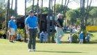 Golfün ustaları amatörlerle yarıştı