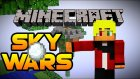 (KARTOPU POWER!) Minecraft - Gökyüzü Savaşları! (Sky Wars)